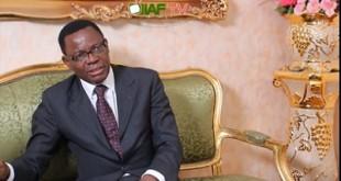 Maurice Kamto sur Diaf-tv