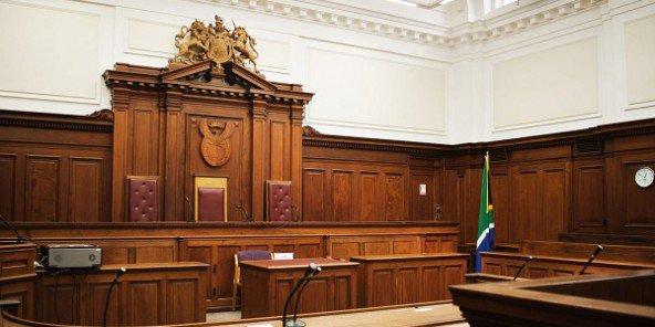 """Une juge blanche sud-africaine a été mise en """"congé spécial"""" après des commentaires racistes. © Gianluigi Guercia / AFP"""