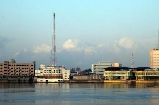 Vue de Cotonou, Bénin. © Wikimedia