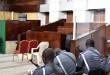 Le procès de l'ex-première dame est quasi paralysé depuis le retrait fin novembre de ses avocats principaux et son refus d'assister aux audiences. © ISSOUF SANOGO / AFP