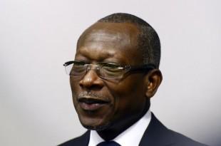 Le projet de réforme de la Constitution présenté par le président Talon continue de nourrir le débat politique au Bénin. © THIERRY CHARLIER / AFP