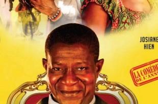 L'affiche du film « Un président au maquis », du Franco-Burkinabé Laurent Goussou-Deboise, hors compétition, présenté dans la catégorie « L'Afrique vue par » du Fespaco 2017. CRÉDITS :
