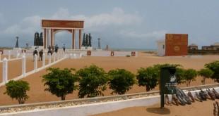 La Porte du non-retour à Ouidah, au Bénin. CRÉDITS : CC BY 2.0