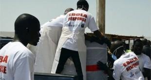 Des équipes qui travaillaient dans la mise en place des mesures de protection contre la propagation d'Ebola