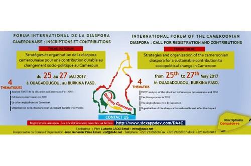 Forum_Diaspora_Camerounaise