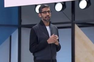 Keynote d'ouverture de la Google I/O