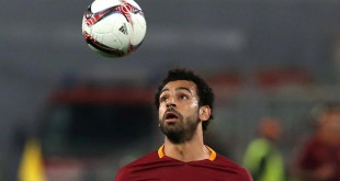 L'Egyptien Mohamed Salah. REUTERS/Alessandro Bianchi/File Photo