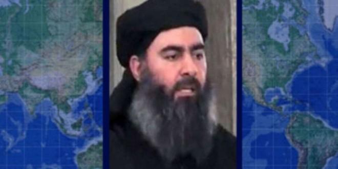 Abou Bakr al-Baghdadi. (Archives)