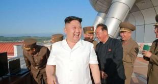 Kim Jong Un, leader de la Corée du Nord, le 30 mai 2017.( KCNA/via REUTERS)