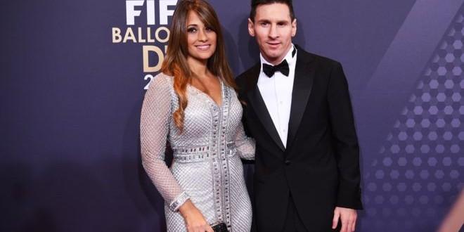 Lionel Messi va épouser Antonella Rocuzzo vendredi à Rosario, en Argentine.
