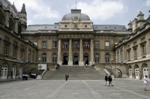 Le palais de justice de Paris. © Wikimedia Commons / Nitot
