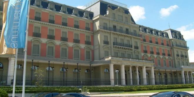Le siège du Haut-Commissariat aux droits de l'homme de l'ONU, à Genève. © Wikimedia commons
