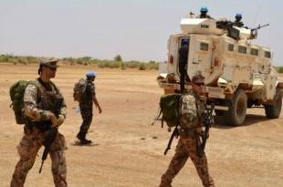 © Christophe Petit Tesson, AFP | Un soldat français de la force Barkhane à Gao, dans le nord du Mali, le 19 mai 2017.