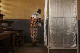 © Eduardo Soteras, AFP | Un peu plus de deux millions de Congolais sont attendus aux urnes dimanche 16 juillet.