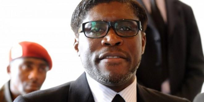 © AFP | Teodorin Obiang, 48 ans, a été promu par son père, vice-président de Guinée équatoriale.