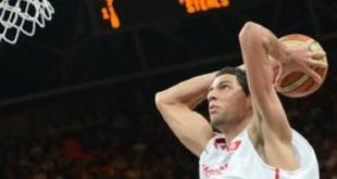 La Tunisie a participé à l'Afrobasket sans son pivot Salah Mejri, victime d'une blessure au genou.
