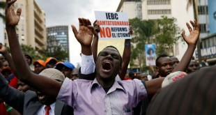 L'opposition kényane