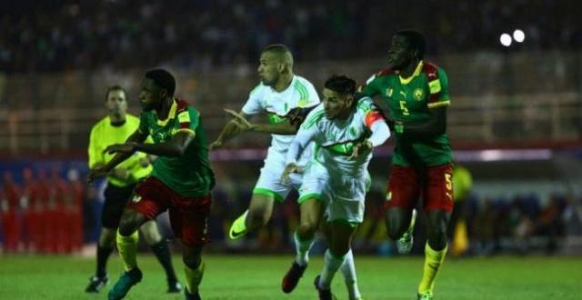 Le Cameroun et l'Algérie ont livré leur premier match le 14 mars 1984 à Bouaké, en Côte d'Ivoire.