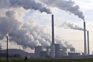 © GEORGE FREY / GETTY IMAGES NORTH AMERICA / AFP Une centrale à charbon dans l'Utah.