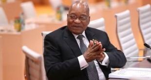 M. Zuma est accusé d'avoir touché des pots-de-vin du temps où il était vice-président. AFP
