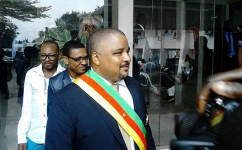 Le premier vice-président du Social democratic front (Sdf), l'honorable Joshua Osuh