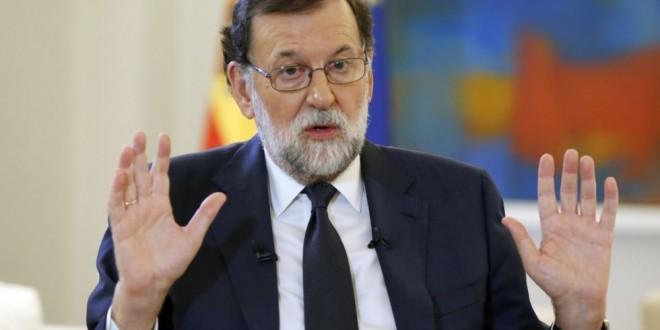 © JAVIER SORIANO / AFP Le Premier ministre espagnol Mariano Rajoy