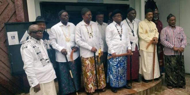 Ngondo-Chefs Sawa