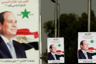 © Marwan Naamani, AFP | Abdel Fattah al-Sissi avait remporté l'élection présidentielle de mai 2014 en faisant campagne sur le thème de la stabilité du pays.