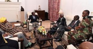 Zimbabwe, Robert Mugabe