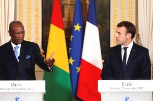 Les deux dirigeants ont parlé du sommet Union Africaine-Union Européenne qui se tiendra à Abidjan les 29 et 30 novembre prochain.