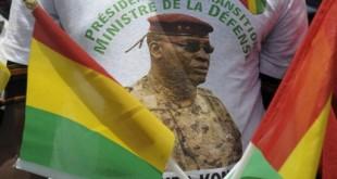 les faits se sont produits en octobre 2010 pendant l'intérim présidentielle du général Sékouba Konaté. © Issouf Sanogo/AFP