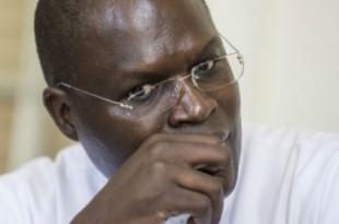 Khalifa Sall, en octobre 2014 à Dakar. © Sylvain Cherkaoui pour Jeune Afrique