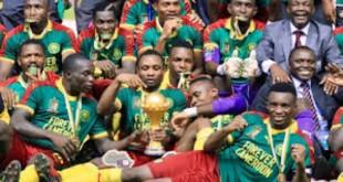 Lions indomptables du Cameroun