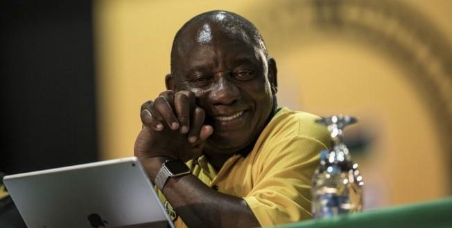 © AFP | Cyril Ramaphosa a devancé de 179 voix à peine son unique rivale.