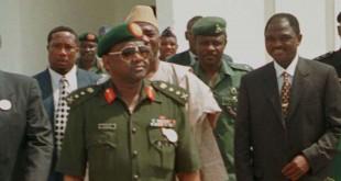 L'ancien dictateur nigérian, le général Sani Abacha (Archives)