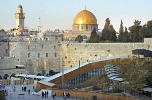 © Rafael Ben-Ari/Cham/NEWSCOM/SIPA Une dizaine de pays pourraient vouloir transférer leur ambassade à Jérusalem.