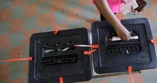 Élection présidentielle au Liberia