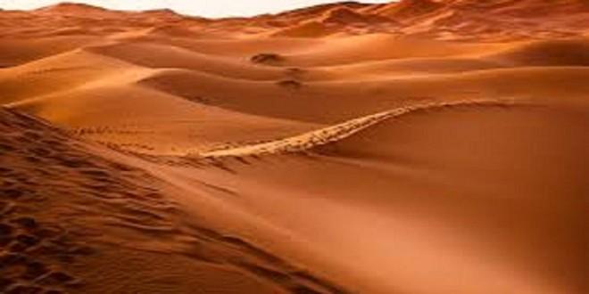 Neige au Maroc