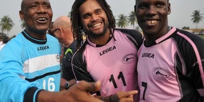 """'Le Cameroun est sur la bonne voie"""", a laissé entendre Joseph-Antoine Bell au micro de BBC Sport."""