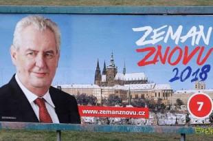 © Reuters Les Tchèques votent ce vendredi et samedi pour le premier tour d'une élection présidentielle qui sert de référendum pour ou contre le président populiste Milos Zeman. Au micro d'Europe 1, la chronique…