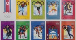 Jeux olympiques d'hiver en Corée du Sud