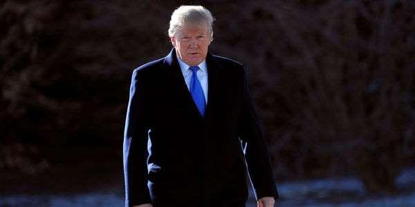 © Reuters Selon plusieurs médias américains, le président des Etats-Unis pourrait être entendu dans les prochaines semaines par le procureur spécial chargé de l'affaire de la collusion russe dans l'élection…