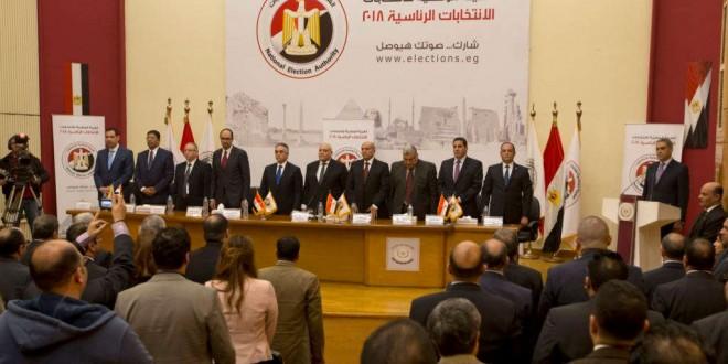 La présidentielle en Egypte aura lieu du 26 au 28 mars, avec un second tour du 24 au 26 avril le cas échéant.