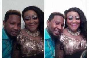 Mama Nguea et Samuel Freeper - DR