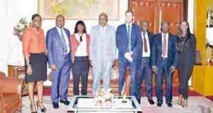 Préparation de la visite de la CAF au Cameroun