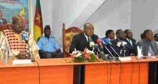 Préparation CAN 2019 Cameroun