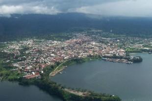 Malabo, la capitale de la Guinée équatoriale. © CC 3.0/Ipisking