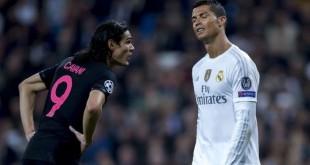 Getty Images Image caption Edison Cavani et Cristiano Ronaldo vont animer les deux attaques.