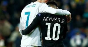 Ronaldo et Neymar