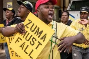"""Getty Images Image caption L'ANC traverse """"une période (…) de désunion et de discorde"""", affirme son président."""